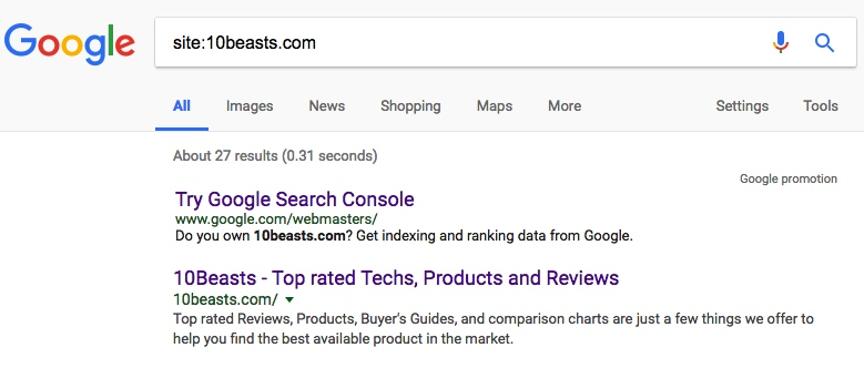 10beasts-Google-Indexed